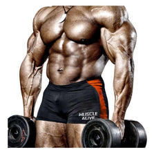 Load image into Gallery viewer, Gym Shorts: Muscle Alive 2