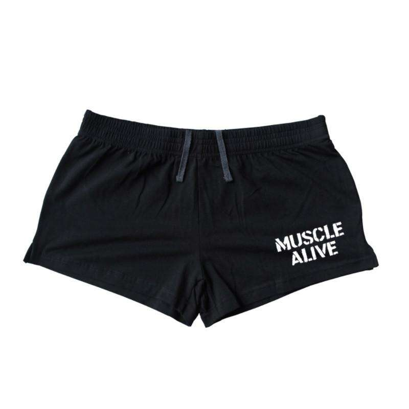 Gym Shorts: Muscle Alive