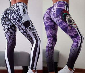 Leggings: SCULL