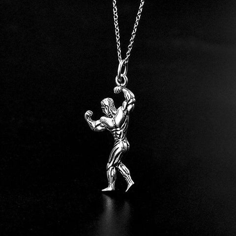 Necklace: Bodybuilder