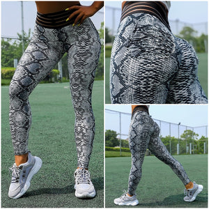 Leggings: Anguis