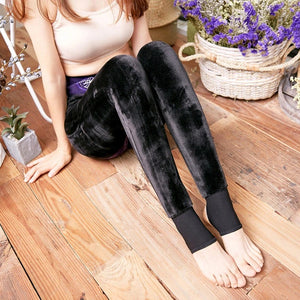 Leggings: Swan