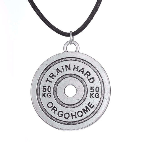 Necklace: Train Hard or Go Home