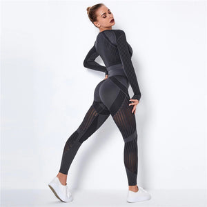 Yoga Suit: Warrior