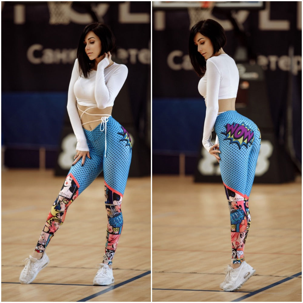 Leggings: WowPow