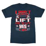 Always Lifting Softstyle Ringspun T-Shirt