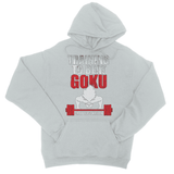 Training To Beat College Hoodie
