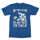 In The Gym Softstyle Ringspun T-Shirt
