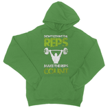 Make Reps Count College Hoodie