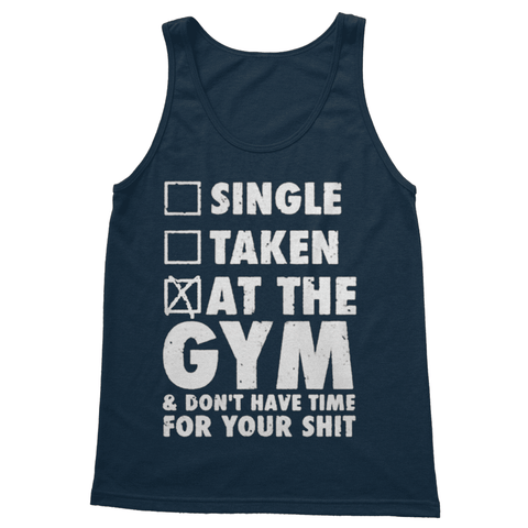 At The Gym Softstyle Tank Top