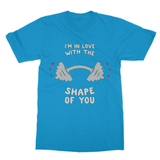 Shape Of You Softstyle Ringspun T-Shirt
