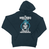 Against The World College Hoodie