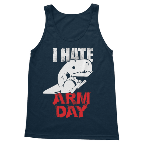 Arm Day Softstyle Tank Top
