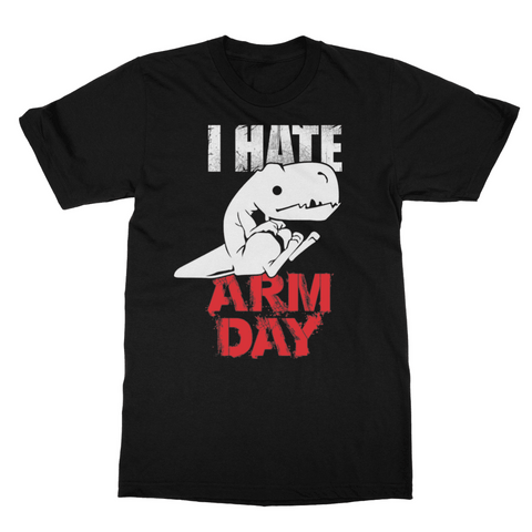 Arm Day Softstyle Ringspun T-Shirt