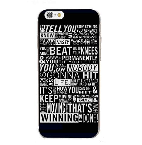 Phone Case: Keep Moving Forward