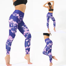 Load image into Gallery viewer, Leggings: Flores