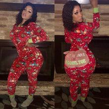 Load image into Gallery viewer, Xmas Jumpsuit