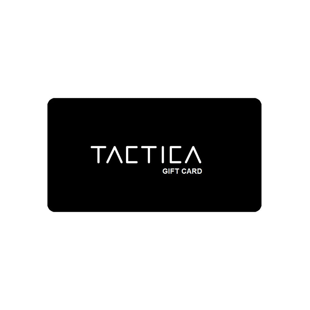 Tactica Gift Card