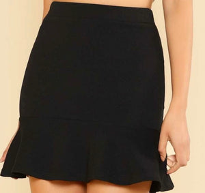 Little Black Skirt
