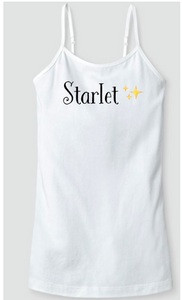 Starlet Embroidered Camisole