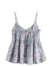 Load image into Gallery viewer, Lulu Ditsy Floral Cami