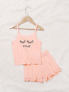 Goodnight Cami Short Set