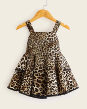 Load image into Gallery viewer, Michelle Animal Print Dress