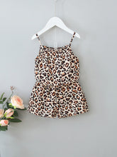 Load image into Gallery viewer, Zuri Leopard Print Short Set
