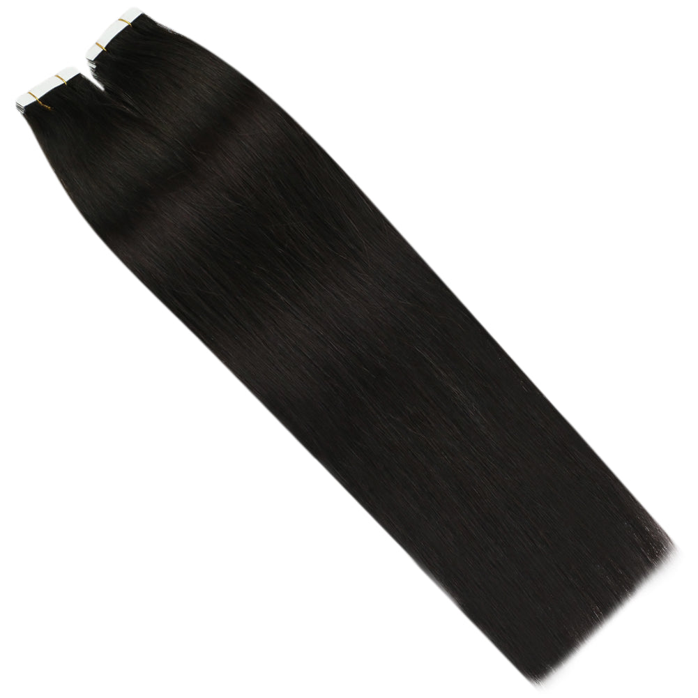tape human hair virgin hair