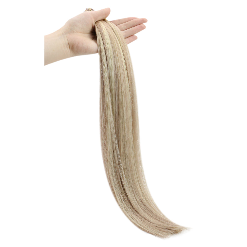 virgin i tip remy human hair extensions