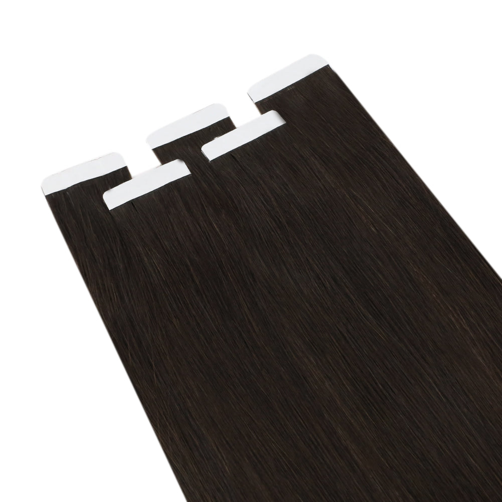 tape in virgin human hair extensions