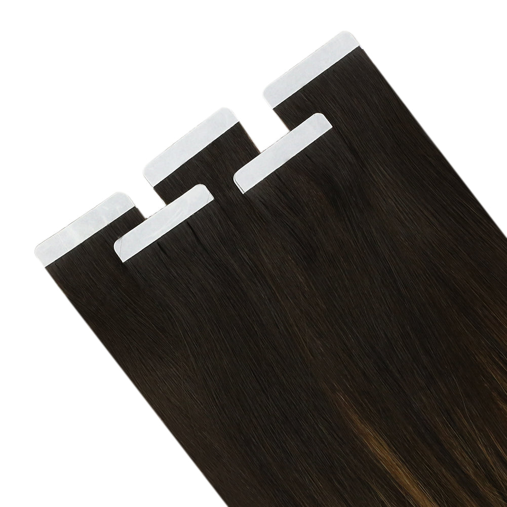 remy hair extensions tape in