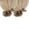 u tip hair extensions human hair blonde