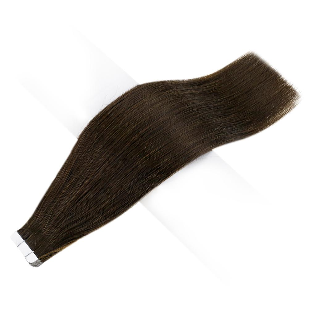 tape hair extensions human hair