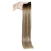 Tape in Hair Extensions 100% Remy Human Hair Balayage Ombre 40 Pieces 100 Grams (3/6/22)