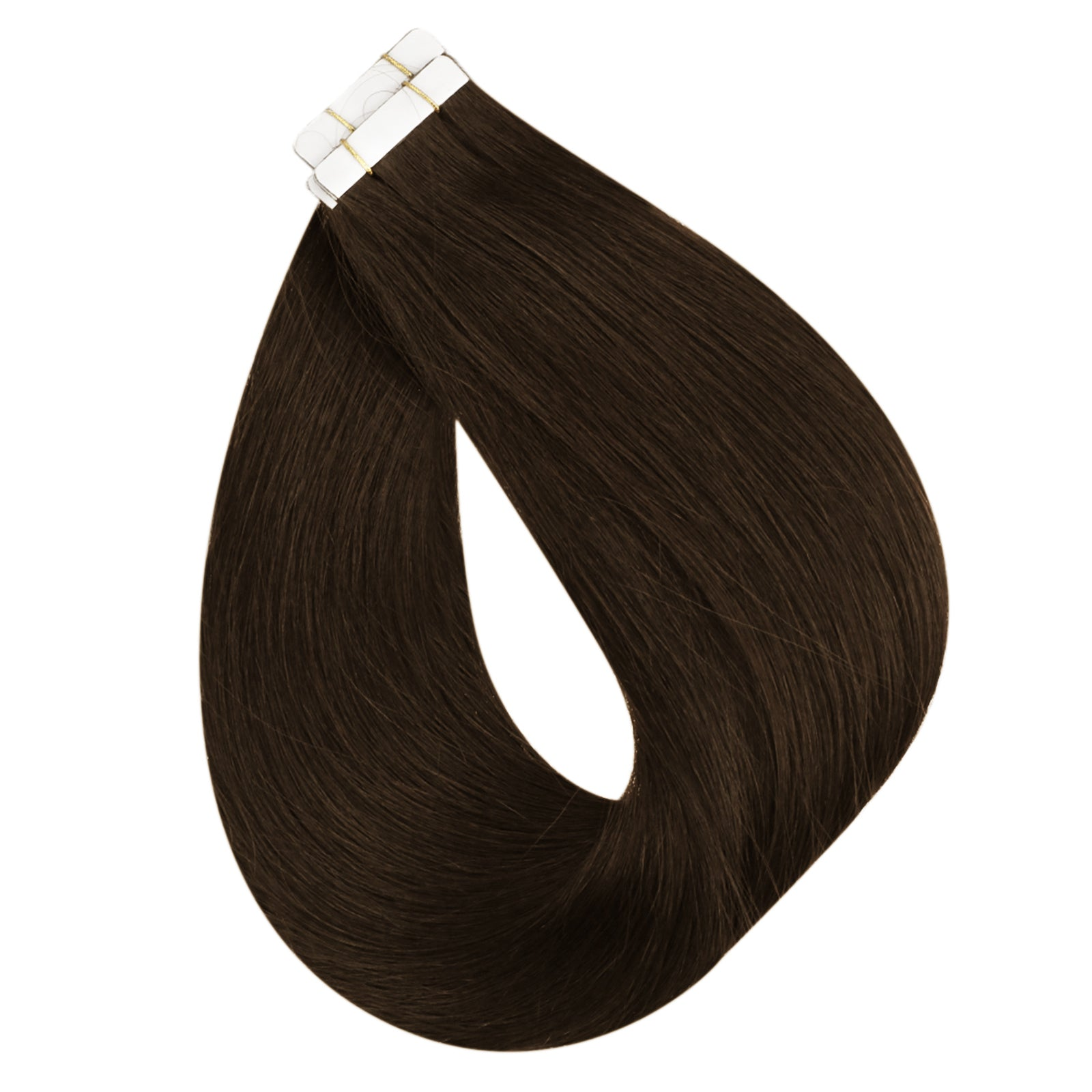 invisible tape hair extensions virgin  human hair