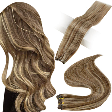 hair bundles human hair 100%