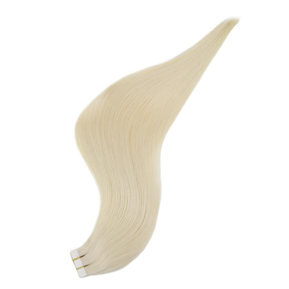 virgin tape hair extensions human hair