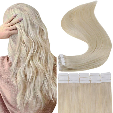tape in extensions human hair