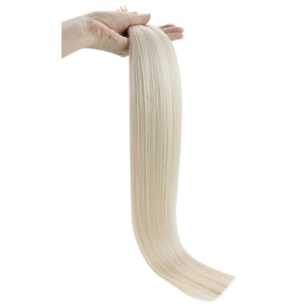 fusion extensions human hair 25 strands