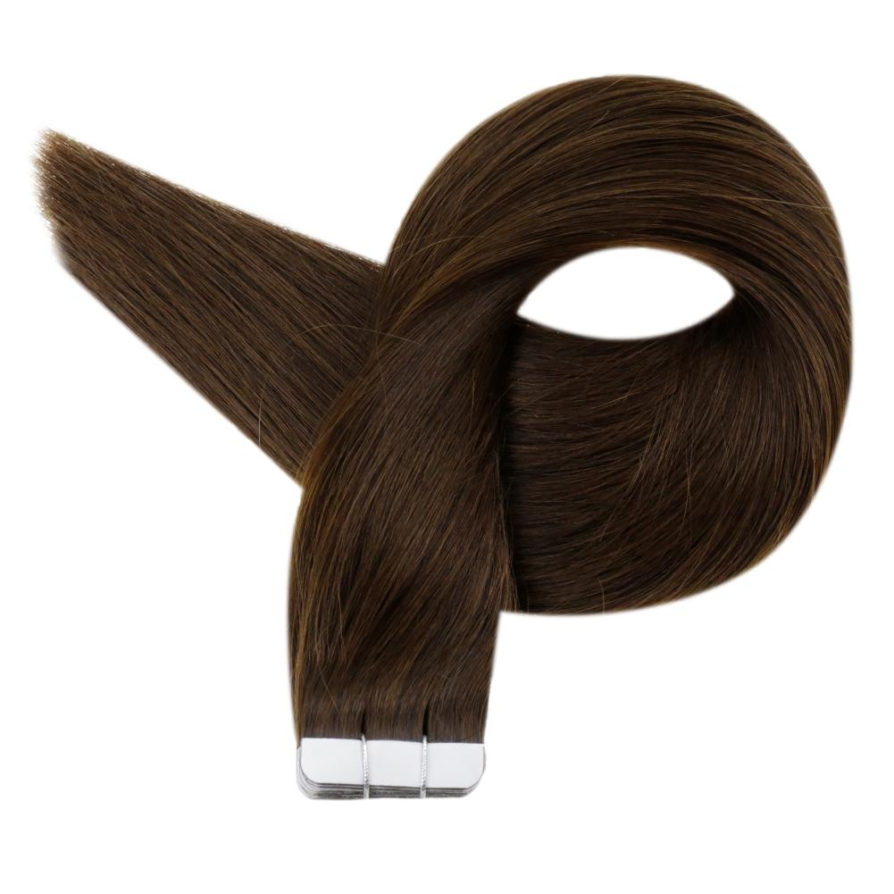 tape hair extensions human hair bnown
