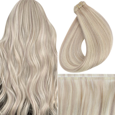 weft tape hair extension