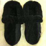 Kids & Youth Original Style Sheepskin Slippers