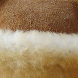 Men's Gauntlet Style Sheepskin Mitts