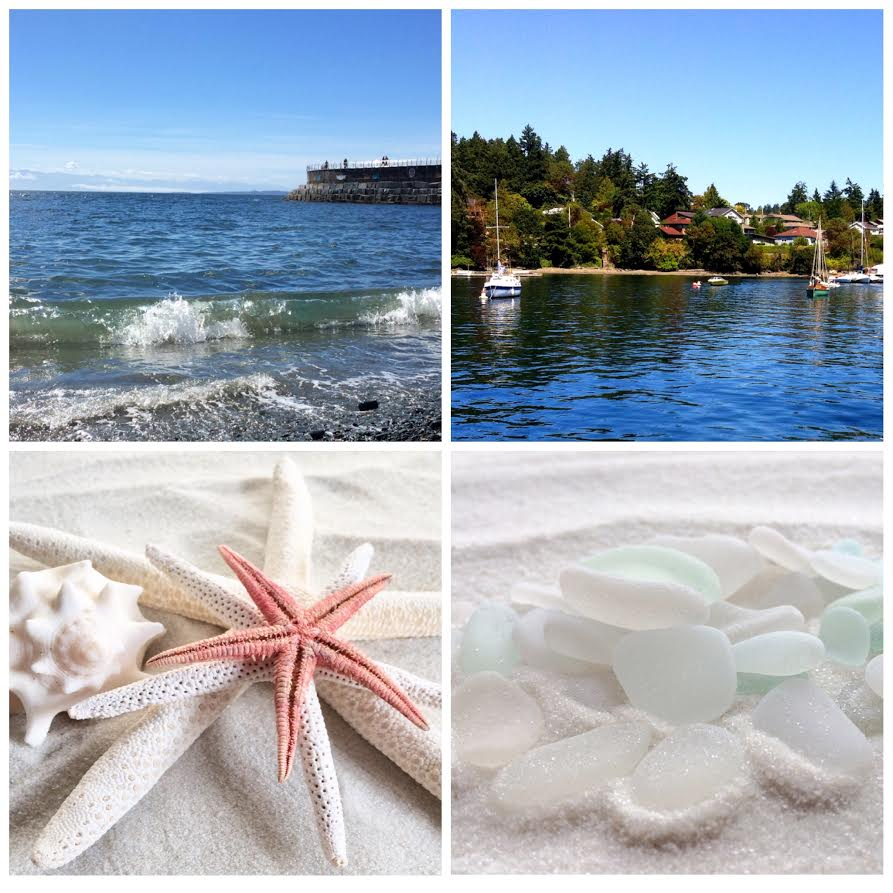 "NEW ""Sea Glass & Coastal Theme 2019 Calendar"" - High Tide Pictures & Gifts"