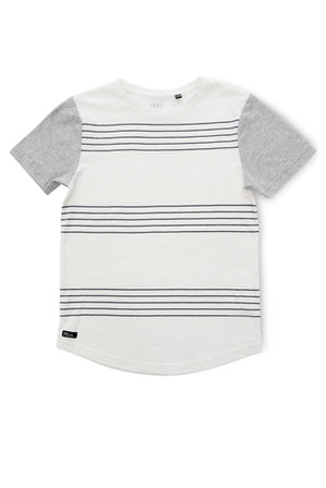 Indie Kids Trio Stripe Tee