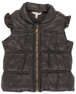 Fox and Finch Puffer Vest