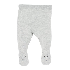 Fox and Finch Smile Knit Footed Pant