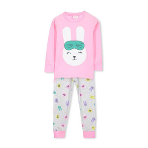 Milky Bunny PJs Sizes 8-10