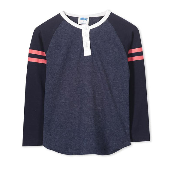 Milky Rugby Tee